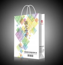 企业宣传型--手提袋